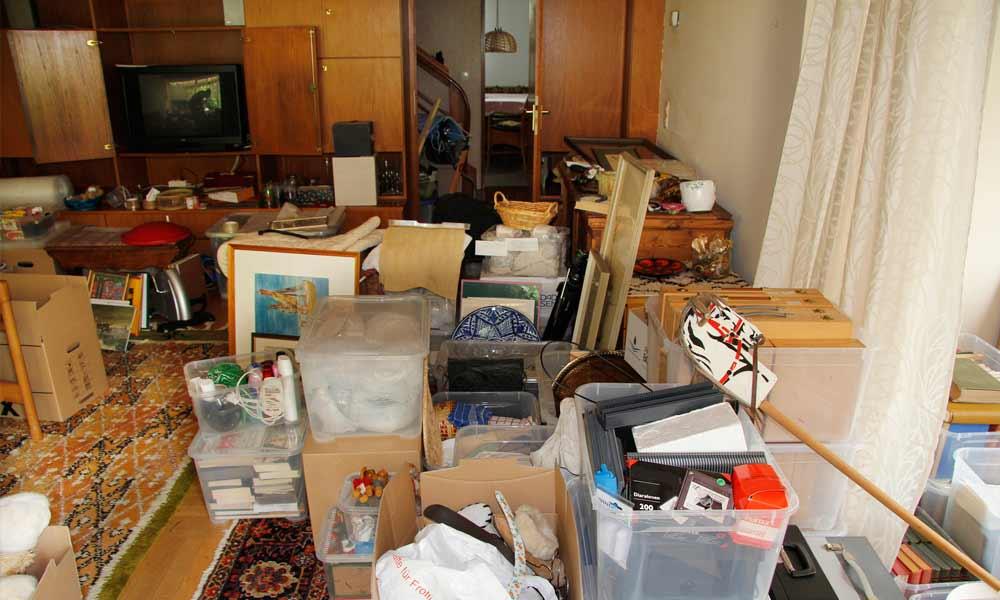 Entrümpelung, Entsorgung, Wohnungsentrümpelung